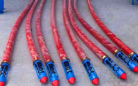 螺旋叶片可被用来输送物料