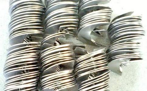 弹簧螺旋采用螺旋弹簧输送原理